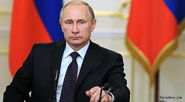 Putin: Dünya'da dengeler değişiyor