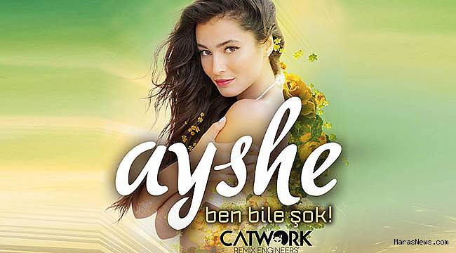 Ayshe'den 2016'nın Son Sürprizi: 'Ben Bile Şok Remix'