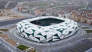 Stadyum istiyoruz