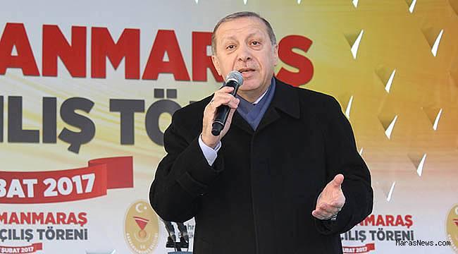 Maraş Türkiye'nin sigortasıdır!