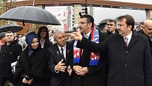 Erkoç gibi başkanlar şehrin yüzünü güldürür