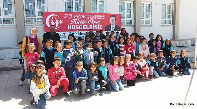 Büyükşehir'den Ekinözlü Çocuklara Bayram hediyesi