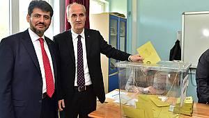 Dulkadiroğlu yüzde 82.4 ile yine birinci
