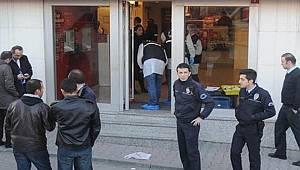 Kahramanmaraş'ta Banka soygunu