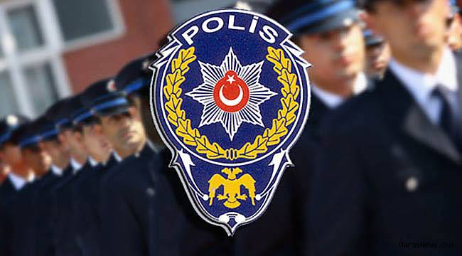 Kahramanmaraş'tan 110 polis açığa alındı