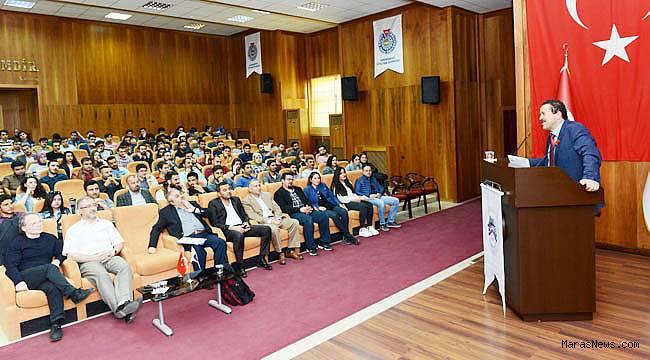 KSÜ'de Betonarme yapılarda karşılaşılan sorunlar ve çözüm yolları anlatıldı