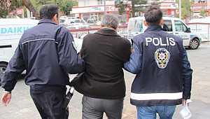 Maraş'ta FETÖ'den 2 tutuklama 13 gözaltı