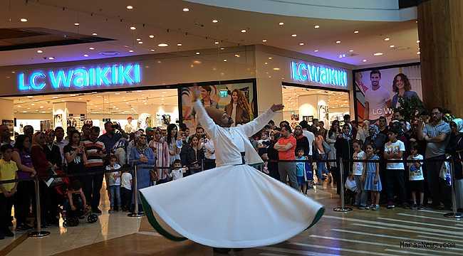 Ramazan Coşkusu Piazza'da yaşandı