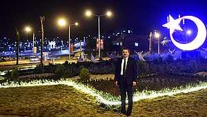 15 Temmuz Millet Bahçesi, Türkiye'de ilk