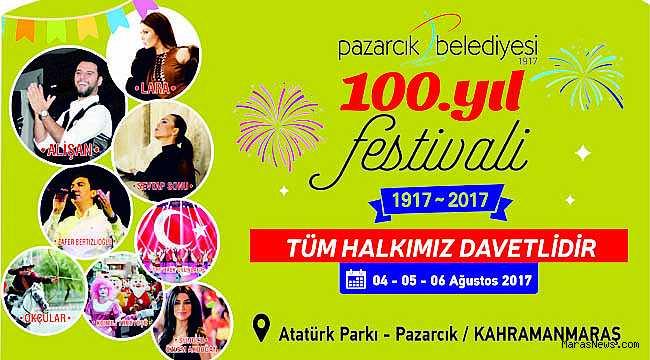 4-5 ve 6 Ağustos'ta Pazarcık'tayız