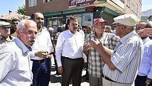 Başkan Erkoç: