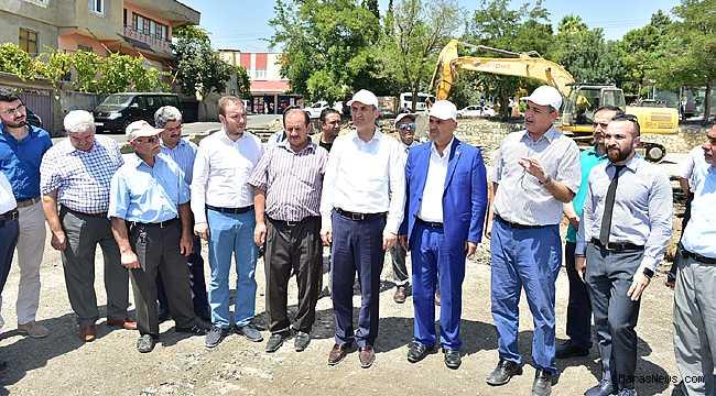 Dulkadiroğlu'ndan Kahramanmaraş'ın en büyük gençlik merkezi