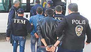 FETÖ'den 20 şüpheli gözaltına alındı