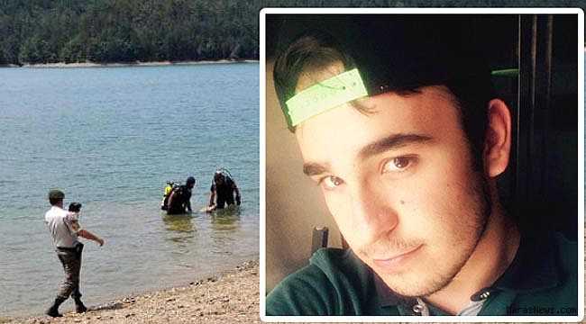 Kahramanmaraşlı genç Como gölünde boğuldu