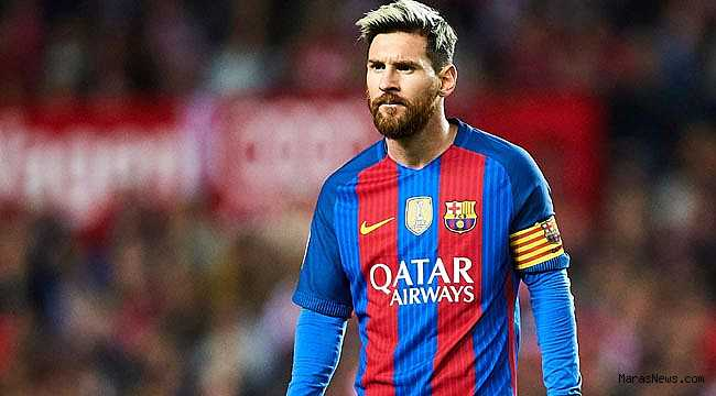 M.City'den Messi'ye 300 milyon euro