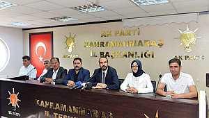 AK Parti İl Başkanlığı'dan