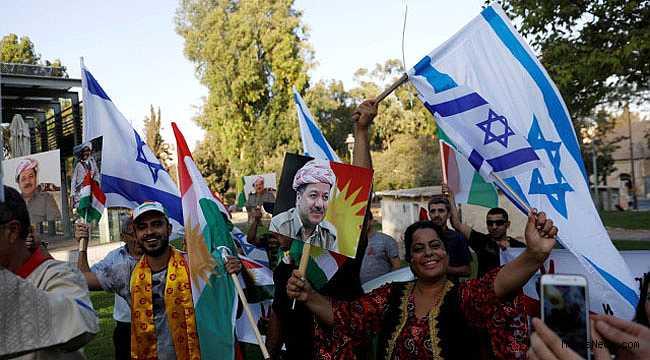 Türk düşmanı İsrail-Barzani oyunu!