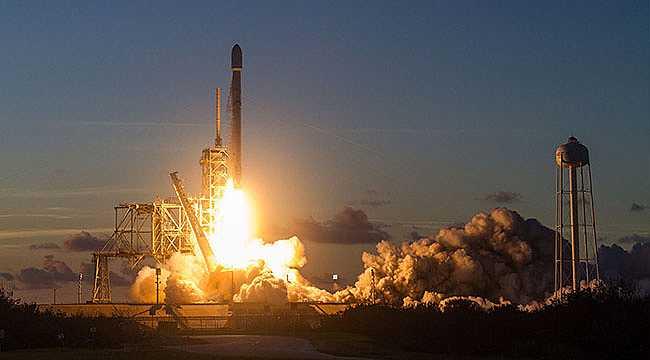 Space X, Kullanılmış Bir Roketi Yeniden Uzaya Çıkarttı!