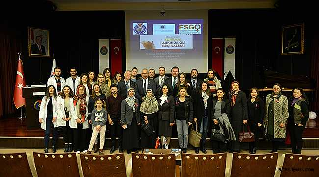 KSÜ'de Meme Kanseri Konferansı