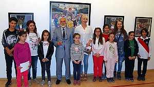 Ressam Düzgün'ün sergisini kaçırmayın