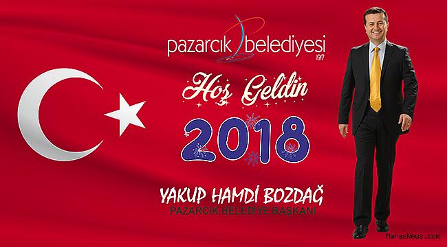 Başkan Bozdağ'dan Yeni Yıl Mesajı