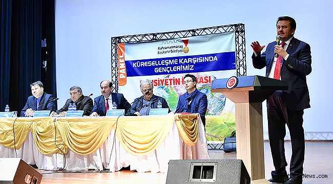 """Başkan Erkoç: """"İnsanlık bir saldırı altında"""""""