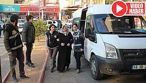 FETÖ Operasyonu: 7 Kadın gözaltına alındı