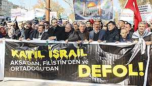 Kudüs, Müslümanların kırmızı çizgisidir!