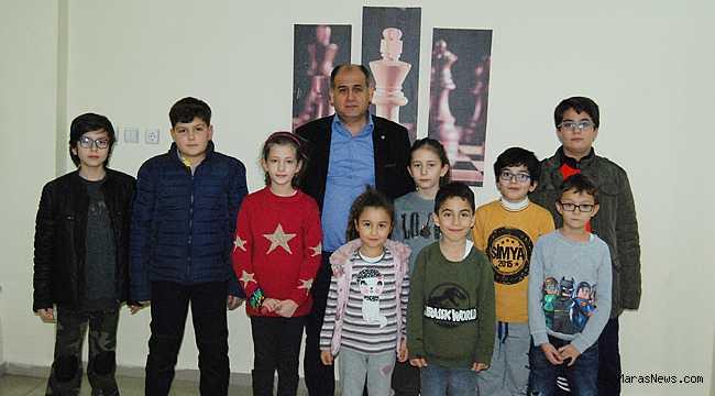 11 Üstad Antalya'da Kahramanmaraş'ı temsil edecek!