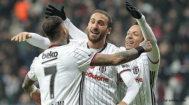 2017 yılında Beşiktaş rüzgarı esti