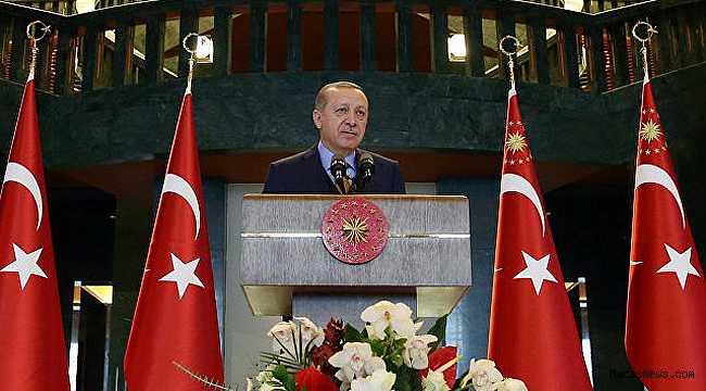 Erdoğan'dan kaymakamlara müjde
