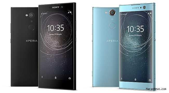 İşte Sony'nin Yeni selfie odaklı telefonları