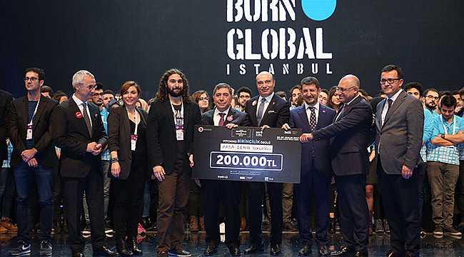 Kansere çözüm getiren Türk girişimciye birincilik ödülü