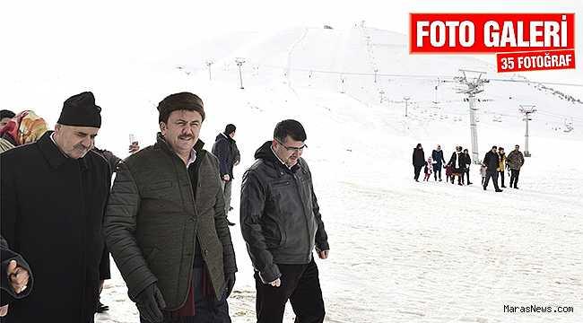 Kış turizmine can verecek!