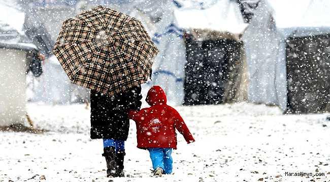 Meteoroloji'den Maraş'a kar ve yağış uyarısı!