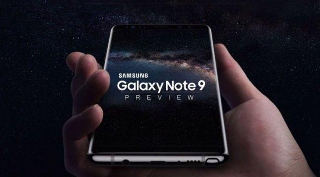 Samsung Galaxy Note 9 konsepti görselleri sızdı! Peki Note 9 nasıl olacak?