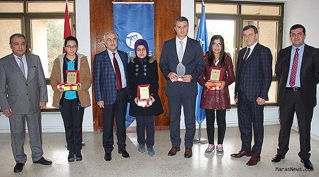 AKEDAŞ'ın Elektrik Tasarrufu Projesi Ödülleri Adıyaman'da sahiplerini buldu