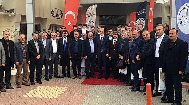 Dulkadiroğlu'ndan istişare ve yerel buluşmalar toplantısı