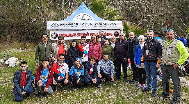 Dulkadiroğlu'ndan oryantring sporcularına destek