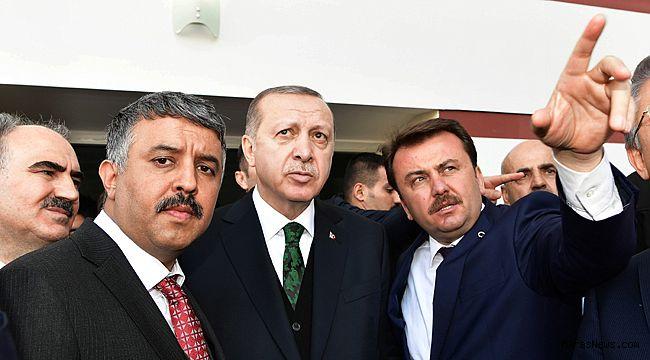 Erdoğan'dan Erkoç'a ada talimatı!