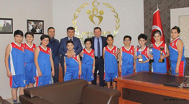 Gençlik Spor Kulübü il birincisi oldu