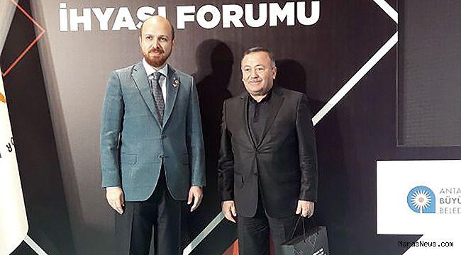 Kahramanmaraş Büyükşehir örnek gösterildi