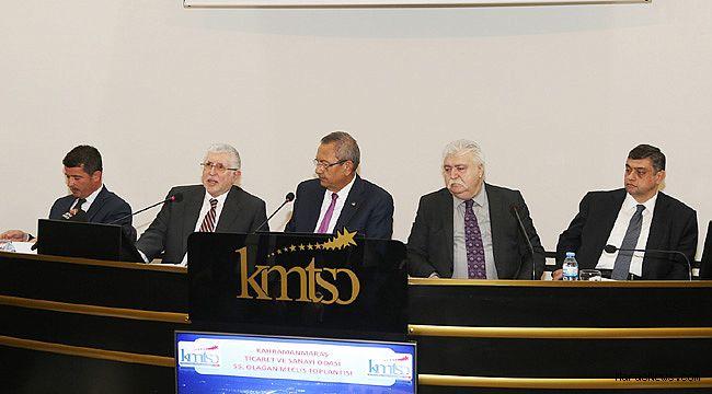 KMTSO 55. Meclis Toplantısı yapıldı