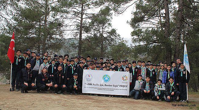 Lider Gençlik Kulübü Kampı tamamladı