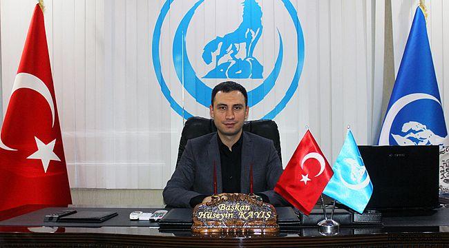 Başkan Kayış'tan 'İstiklal Marşı' mesajı