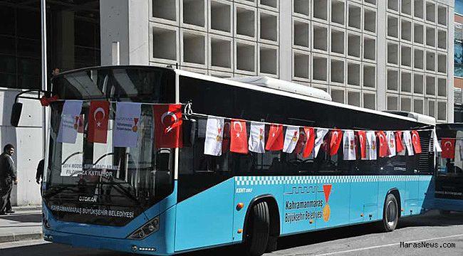 Belediye Otobüsü çalışma saatleri değişti