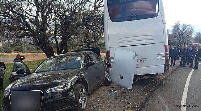 Bir otobüs faciası daha: 24 yaralı