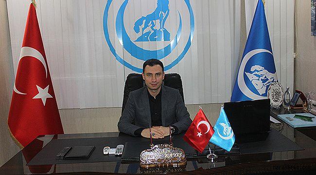 """""""Ergenekon Bayramı'mız Kutlu Olsun."""""""