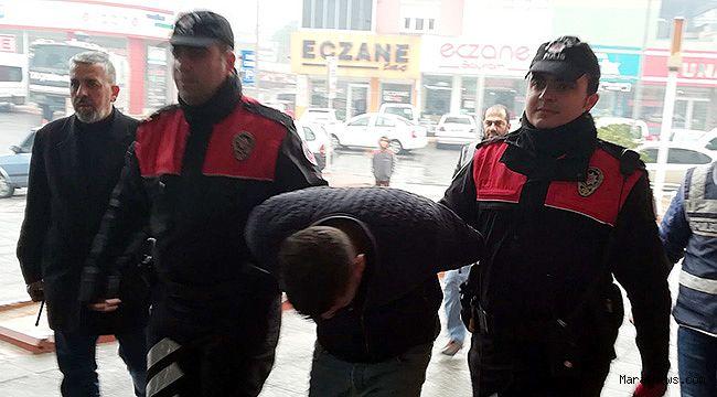 Kahramanmaraş'ta 88 adrese operasyon: 49 gözaltı