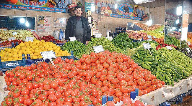 Meyve sebze fiyatı daha uygun!